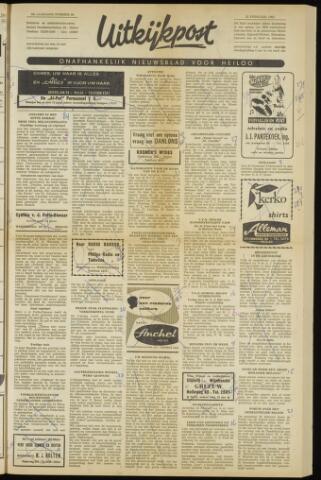 Uitkijkpost : nieuwsblad voor Heiloo e.o. 1962-02-22