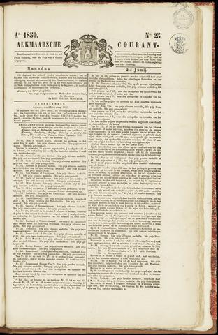Alkmaarsche Courant 1850-06-24