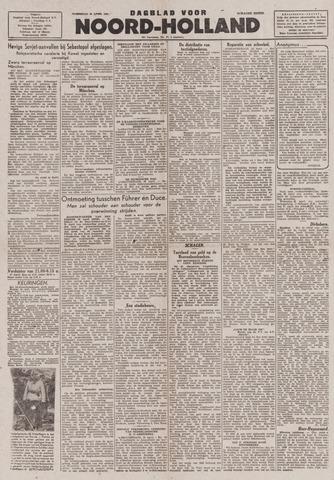 Dagblad Noord-Holland, Schager editie 1944-04-26