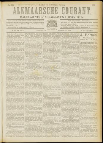 Alkmaarsche Courant 1919-10-29