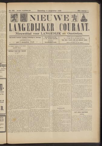 Nieuwe Langedijker Courant 1923-08-04
