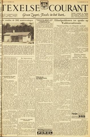 Texelsche Courant 1956-10-27