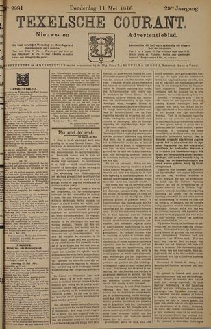 Texelsche Courant 1916-05-11
