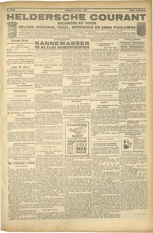 Heldersche Courant 1927-07-04