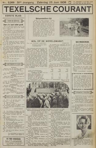 Texelsche Courant 1938-06-25