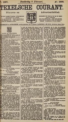 Texelsche Courant 1900-02-08