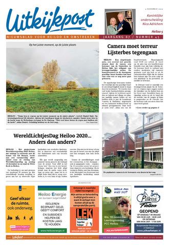 Uitkijkpost : nieuwsblad voor Heiloo e.o. 2020-11-04