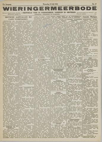 Wieringermeerbode 1944-07-19