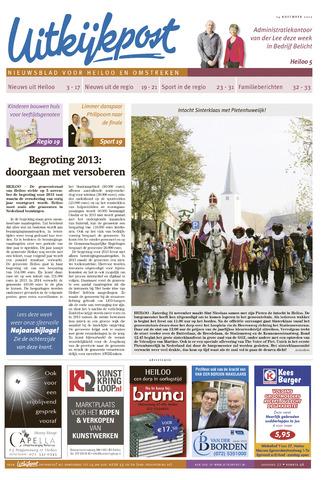 Uitkijkpost : nieuwsblad voor Heiloo e.o. 2012-11-14