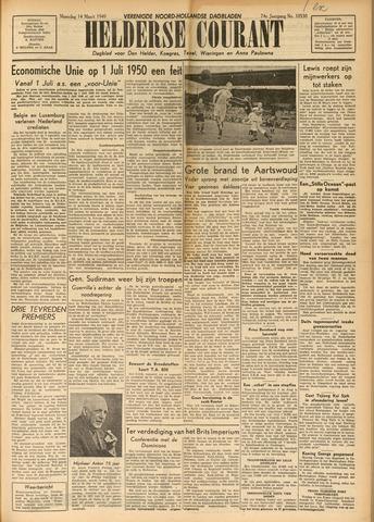 Heldersche Courant 1949-03-14