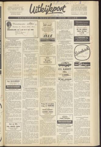 Uitkijkpost : nieuwsblad voor Heiloo e.o. 1969-04-30