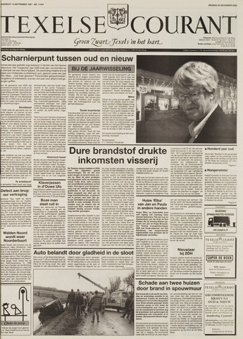 Texelsche Courant 2000-12-29