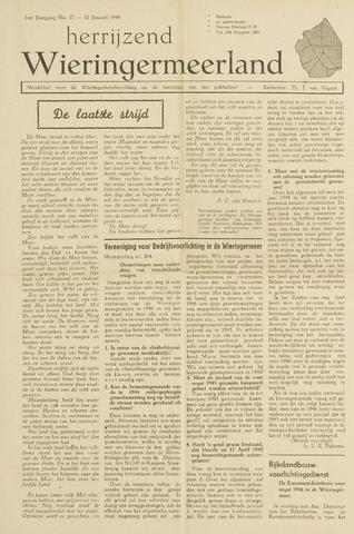 Herrijzend Wieringermeerland 1946-01-12
