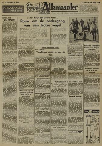 De Vrije Alkmaarder 1949-06-25