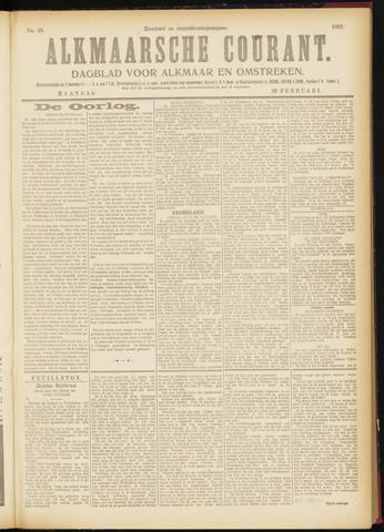 Alkmaarsche Courant 1917-02-26