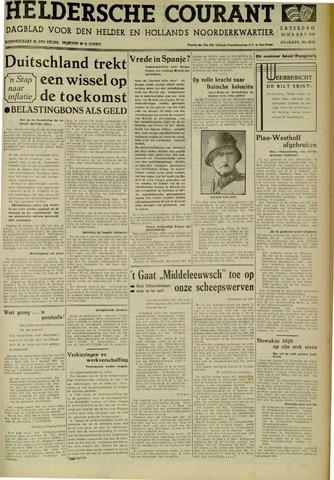 Heldersche Courant 1939-03-25
