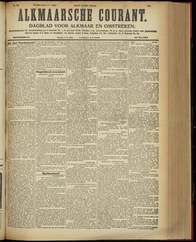 Alkmaarsche Courant 1928-03-29