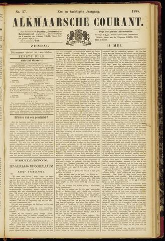 Alkmaarsche Courant 1884-05-11