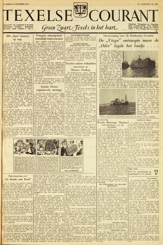 Texelsche Courant 1953-09-16