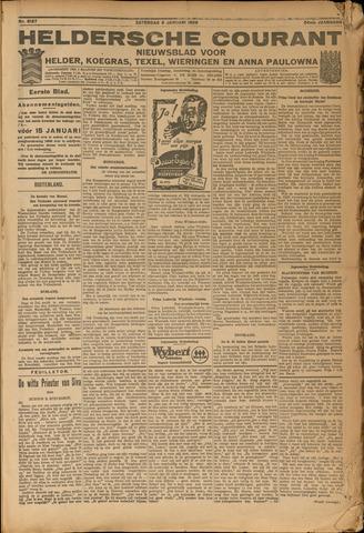 Heldersche Courant 1926-01-09