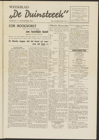 De Duinstreek 1945-08-17