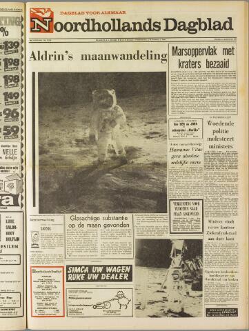 Noordhollands Dagblad : dagblad voor Alkmaar en omgeving 1969-08-01
