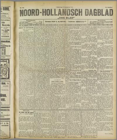Ons Blad : katholiek nieuwsblad voor N-H 1922-09-28