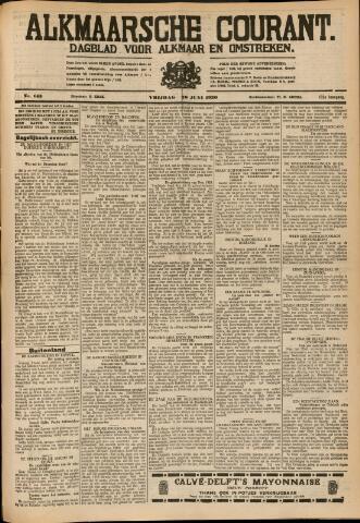 Alkmaarsche Courant 1930-06-20
