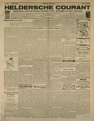 Heldersche Courant 1932-05-04