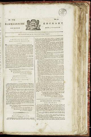 Alkmaarsche Courant 1819-12-27