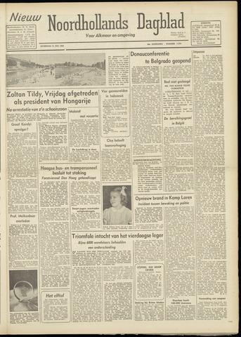 Nieuw Noordhollandsch Dagblad : voor Alkmaar en omgeving 1948-07-31