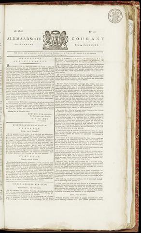 Alkmaarsche Courant 1825-11-14