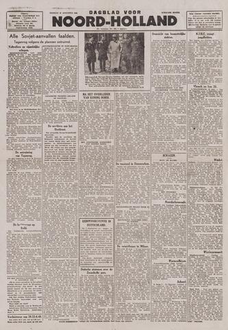 Dagblad Noord-Holland, Schager editie 1943-08-31