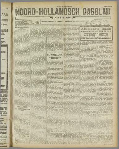 Ons Blad : katholiek nieuwsblad voor N-H 1921-11-25