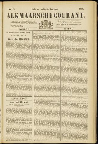 Alkmaarsche Courant 1886-06-13