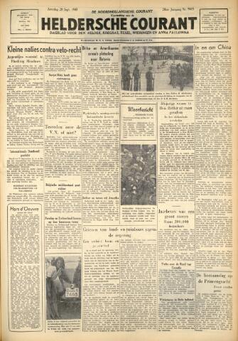 Heldersche Courant 1947-09-20