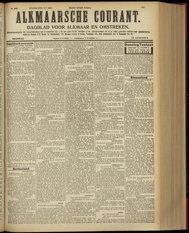 Alkmaarsche Courant 1928-08-14