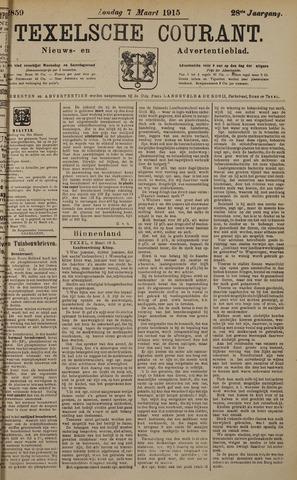 Texelsche Courant 1915-03-07