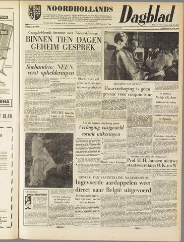 Noordhollands Dagblad : dagblad voor Alkmaar en omgeving 1962-06-02