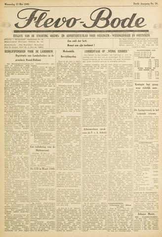 Flevo-bode: nieuwsblad voor Wieringen-Wieringermeer 1948-05-12