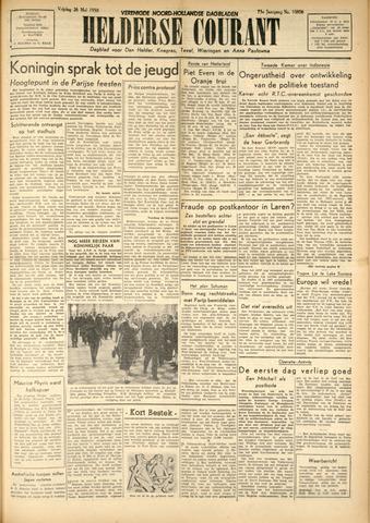 Heldersche Courant 1950-05-26