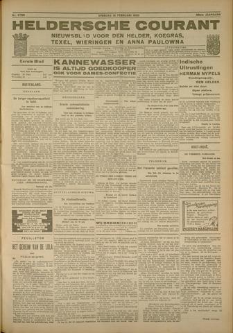 Heldersche Courant 1930-02-18