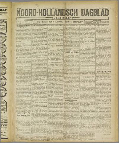 Ons Blad : katholiek nieuwsblad voor N-H 1921-06-27