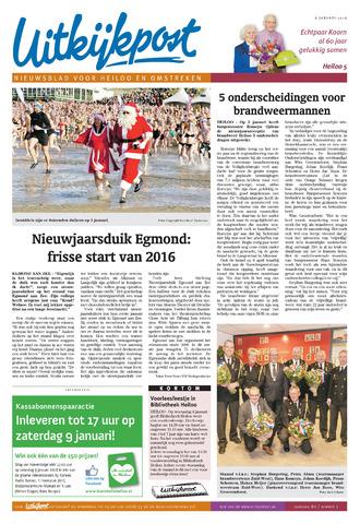 Uitkijkpost : nieuwsblad voor Heiloo e.o. 2016