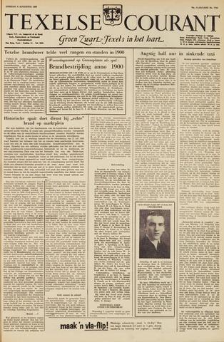 Texelsche Courant 1963-08-06