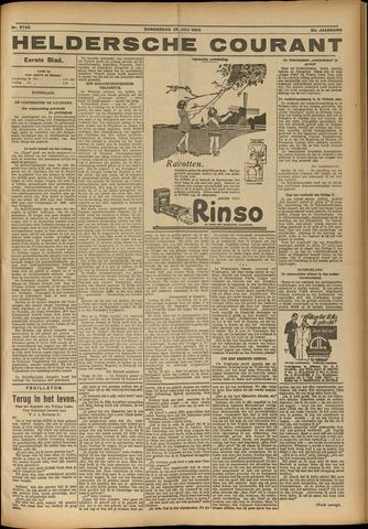 Heldersche Courant 1923-07-26