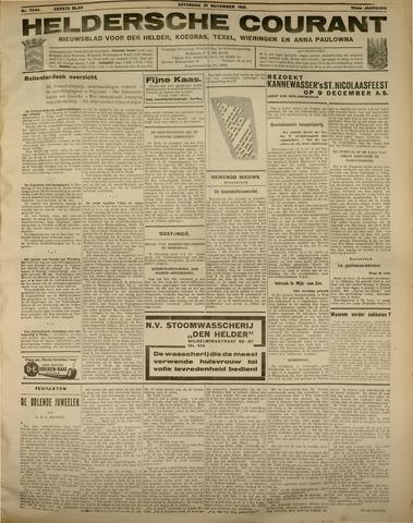 Heldersche Courant 1931-11-21