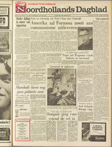 Noordhollands Dagblad : dagblad voor Alkmaar en omgeving 1964-01-28