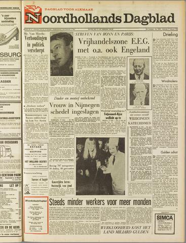 Noordhollands Dagblad : dagblad voor Alkmaar en omgeving 1968-02-17