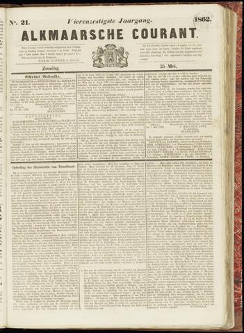 Alkmaarsche Courant 1862-05-25